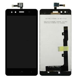 BQ Aquaris X5 FPC S90723 - LCD Touch Screen Preto