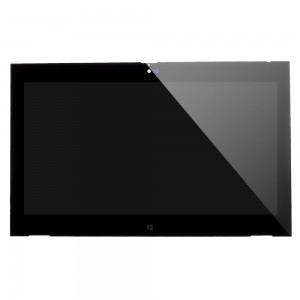 Nokia Lumia 2520 - LCD Touch Screen Preto