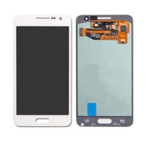 Samsung Galaxy A3 A300 - LCD Touch Screen Prateado