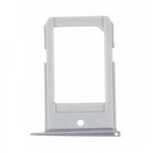 Samsung Galaxy S6 Edge G925 - SIM Card Tray Holder Silver