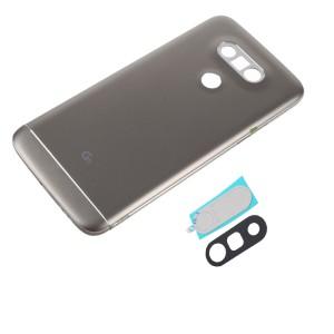 LG G5 - Contra capa totalmente montada com lente da câmera Cinza