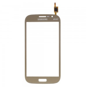 Samsung Galaxy Grand Neo Plus I9060i - Vidro Touch Screen Dourado