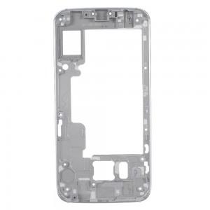 Samsung Galaxy S6 Edge G925 - Middle frame White