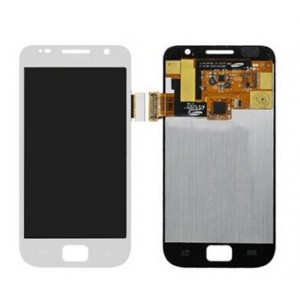 Samsung Galaxy S I9000 - Full Front LCD Digitizer With Frame Black