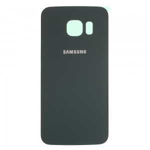 Samsung S6 Edge G925 - Battery Cover Green with Adhesive