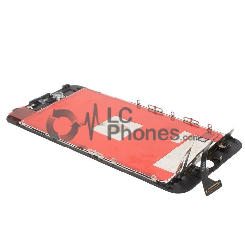 iPhone 7 - LCD Digitizer (Original Remaded) Black