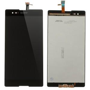 Sony Xperia T2 Ultra - LCD Touch Screen Preto