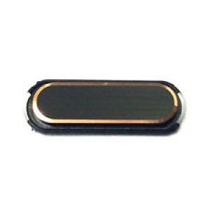 Samsung Note 3 N9000 - Home Button Black/Gold