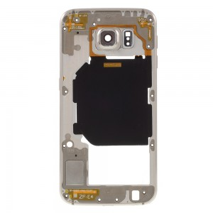 Samsung Galaxy S6 G920 - Middle Frame Gold