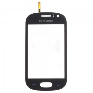 Samsung Galaxy Fame S6810 - Vidro Touch Screen Preto