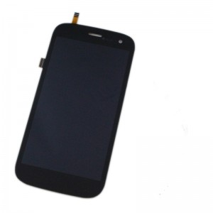 Wiko Darknight - LCD Touch Screen Preto