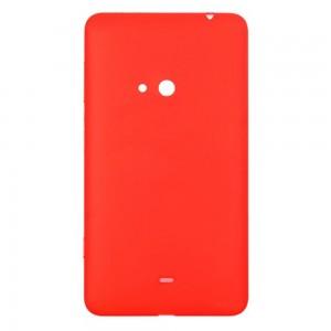 Nokia Lumia 625 - Tampa De Bateria Vermelha