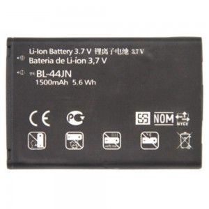 LG Optimus L3 E400, L3 2 E430, L5 E610, L1 E410, P970 - Bateria BL-44JN 1500mAh