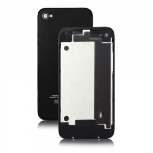 iPhone 4G - Back Cover   Black