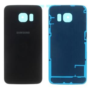 Samsung Galaxy S6 Edge G925F - Tampa De Bateria Preta