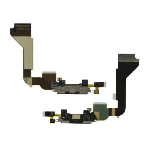 iPhone 4G - Conector de encaixe de carregamento  Flex Peto
