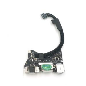 Macbook Air 11 inch A1465 2012 - Flex Connector Carga + Placa USB Audio 820-3213-A