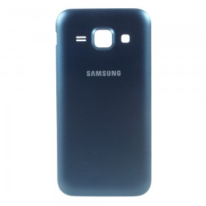 Samsung Galaxy J1 - Battery Cover Blue