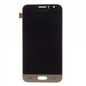 Samsung Galaxy J120 - Full Front LCD Digitizer Gold < Service Pack >