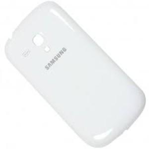 Samsung Galaxy S3 Mini I8190 - Tampa de Bateria Branca