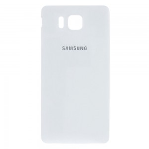 Samsung Galaxy Alpha G850F - Battery Cover White