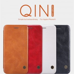iPhone 6 / 6S - NILLKIN Qin Leather Case