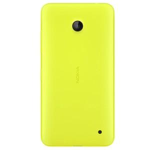 Nokia Lumia 630/635  - Tampa De Bateria Amarela