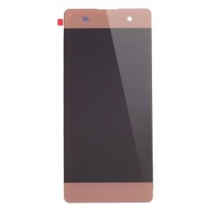 Sony Xperia XA F3111 F3113 F3115 / XA Dual F3112 F3116 - LCD Touch Screen Rosa Dourado