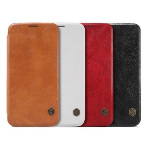 Samsung Galaxy S6 G920 - NILLKIN Qin Leather Case