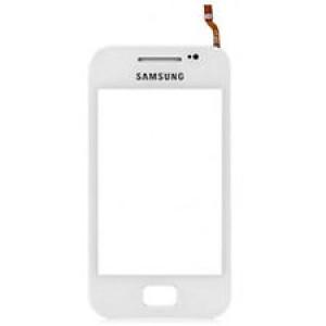 Samsung Galaxy Ace S5830 / S5839 - Vidro Touch Screen Branco