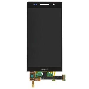 Huawei Ascend P6 - LCD Touch Screen Preto