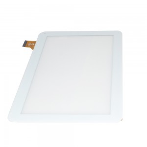Universal 10.1 inch 45 Pins QX20150907 HK10DR2537 -  Vidro Touch Screen Branco