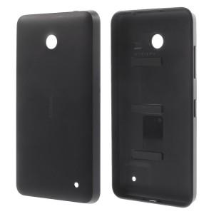 Nokia Lumia 630/635  - Tampa De Bateria Preta