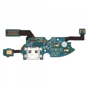 Samsung Galaxy S4 Mini I9190 - Conector de Carregamento Flex Rev 1,2