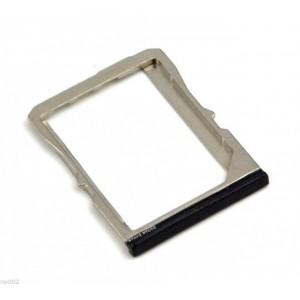 HTC One M7 - SIM Card Tray Holder Black