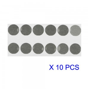 iPhone 4S - Set 10X Home Button Metal Spacer
