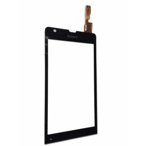 Sony Xperia SP M35H C5302 C5303 C5306 - Vidro Touch Screen Branco