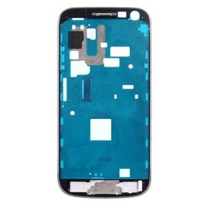 Samsung Galaxy S4 Mini I9190 - Moldura LCD Cinza