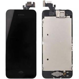 iPhone 5 – LCD Touch Screen Preto ( Recondicionado )