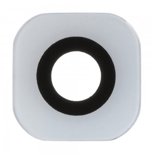 Samsung Galaxy S6 Edge G925 - Camera Lens White