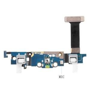 Samsung Galaxy S6 Edge G925 - Dock Charging Connector Flex + Return Light Flex Rev 0.8