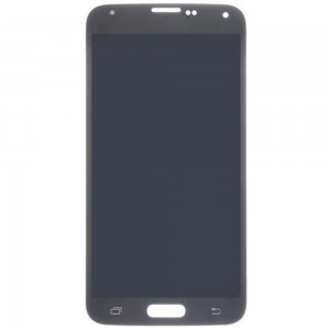 "Samsung Galaxy S5 G900F - Full front LCD Digitizer Gold "" Service Pack """