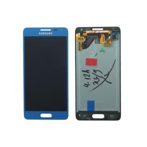 Samsung Galaxy Alpha G850F - LCD Touch Screen Azul