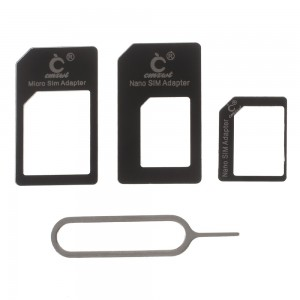 Kit SIM Adapter 4-in-1