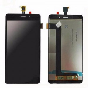 Wiko Pulp Fab 4G - LCD Display Touch Screen Preto