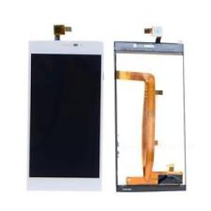 Wiko Ridge Fab 4G - LCD Touch Screen Branco