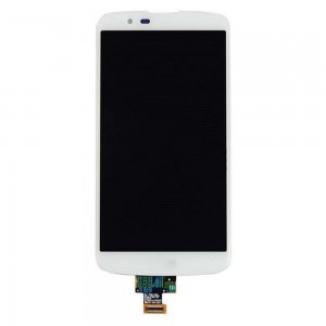 LG K10 / K420N / K10LTE / Q10 / K420 / K430 - LCD Touch Screen Branco