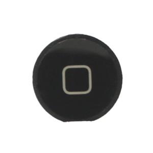 iPad 3 - Botão Home Plástico Preto