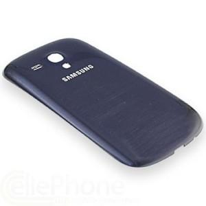 Samsung Galaxy S3 Mini I8190 - Tampa De Bateria Azul