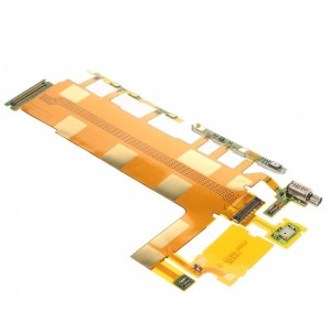 Sony Xperia Z3 D6603 D6643  - Motherboard Power Flex Cable